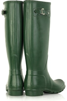 hunter - Original tall Wellington boots - 100