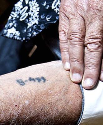 jewish serial number tattoos