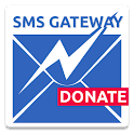 SMS Gateway - DONATE icon
