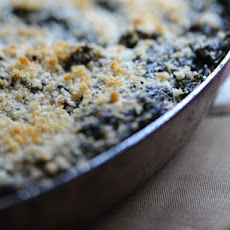 Panko-Crusted Spinach Dip
