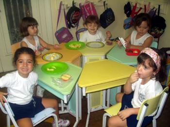 Dia da Fruta 2010 – Unidade 2 Educação Infantil