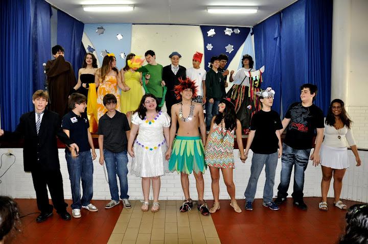 2010 – Teatro – Folclore