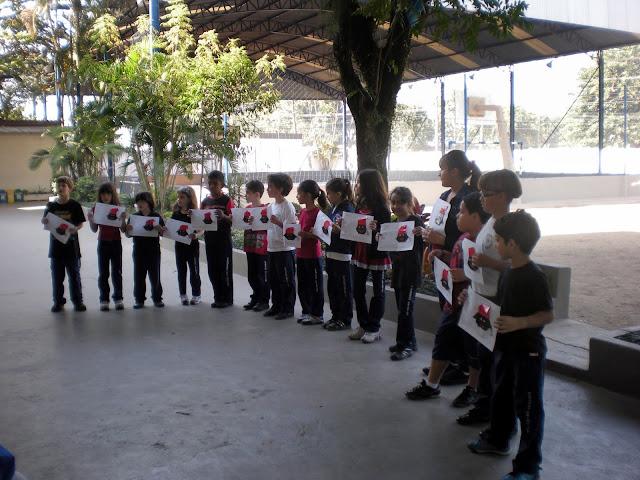 2010 – Atividade comemorativa do folclore – Infantil – 1° e 2° ano
