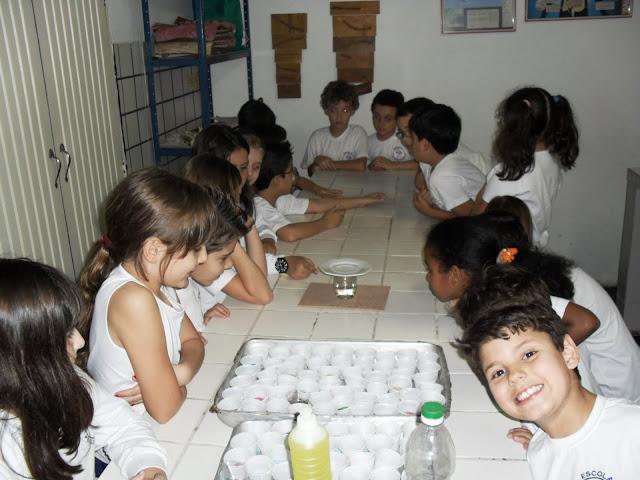2010 – Estados Físicos da Água – Laboratório – 3ºano A