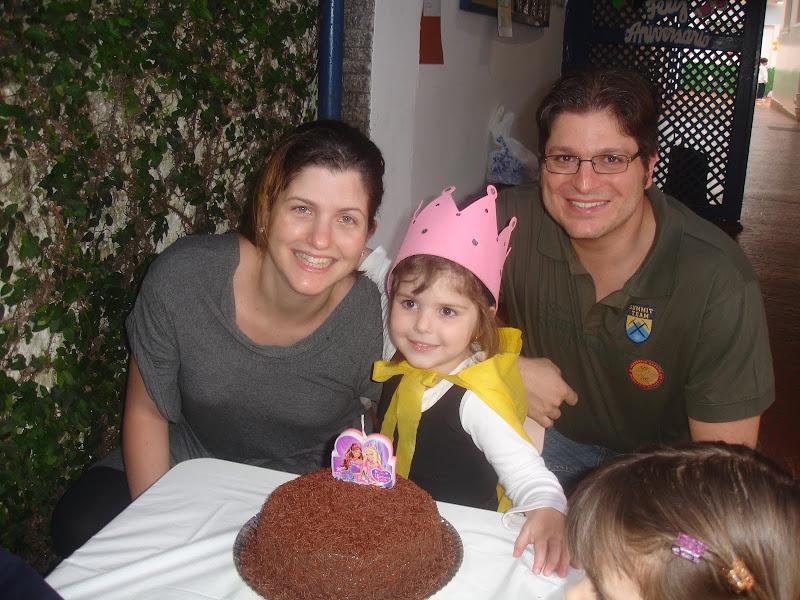 Aniversariantes do mês Setembro – Educação Infantil – 2010