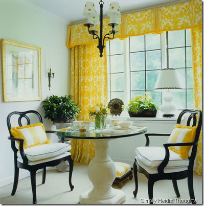 kelley_proxmire_yellow_black_dining_room simly heidis thoughts