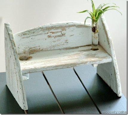 bench wooowyk celine