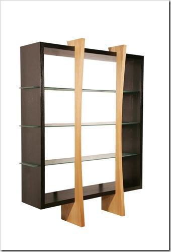 Curvy Bookshelves 340 x 500