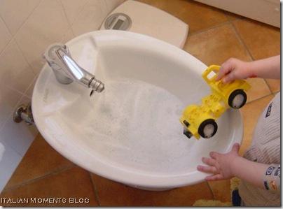 car wash bidet