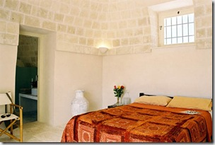 PUG Trullo_Bedroom
