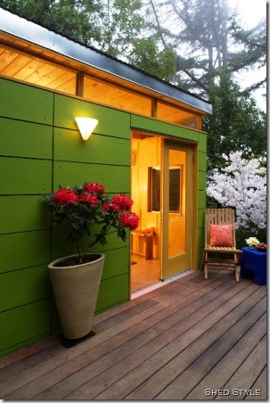 garden shed shed style 2