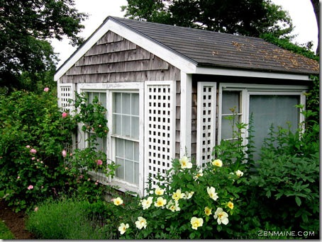 garden shed 2bnmaine