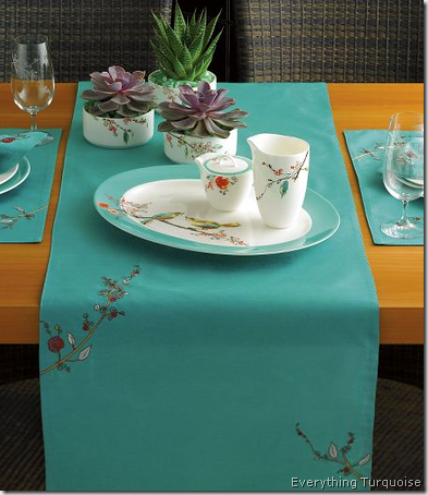 lenox chirp table linens everytur