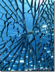 safety glass general sunshield