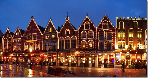 bruges lights flickr