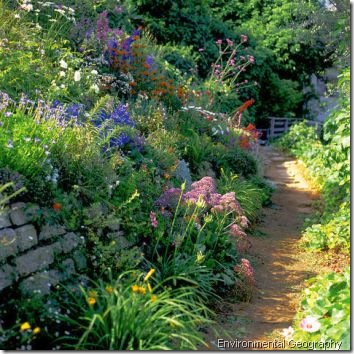 english-garden environmental geography