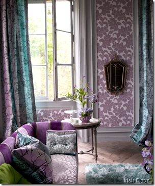 purple darly-wallpaper-leblond irish blogs