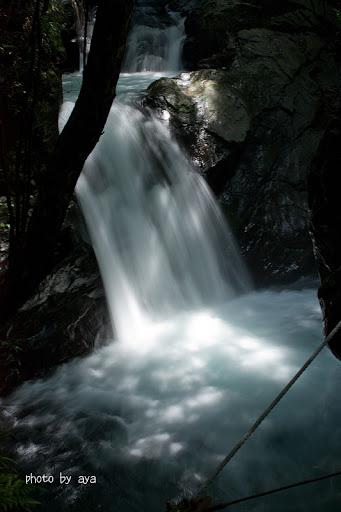河津七滝 蝦滝