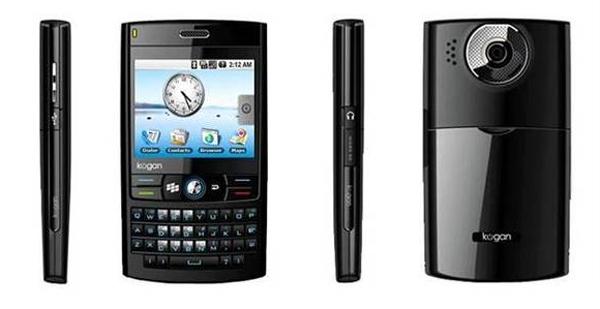 Kogan Agora, o celular que roda Android OS