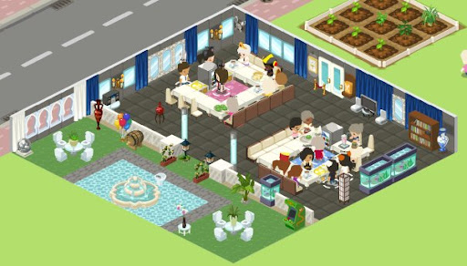 Sixthfore personal game log restaurant city