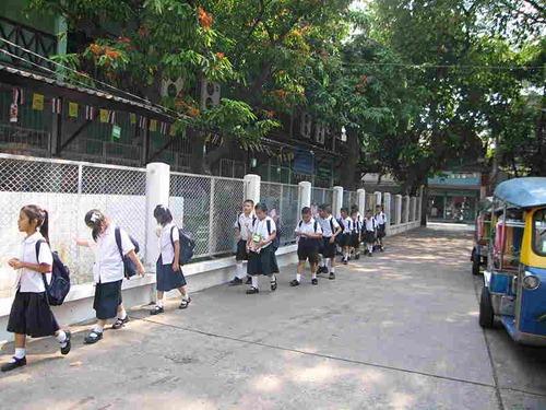 الدراسة في تايلاند