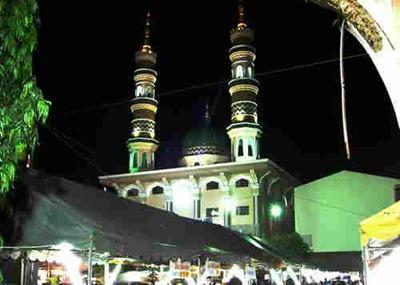 صور للمسلمين في تايلاند , صورة لمسجد بتايا