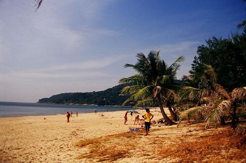 شاطئ فوكيت