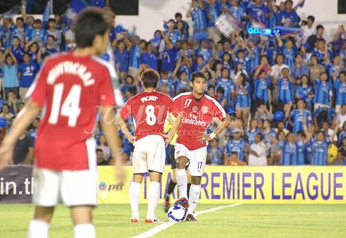 كرة القدم التايلندية