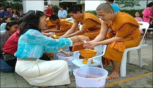 البوذا التايلاندي
