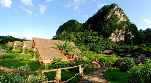 الطبيعة الساحرة في تايلاند