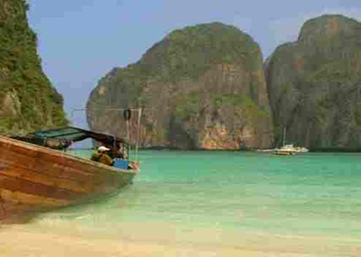 جزيرة phi phi 4