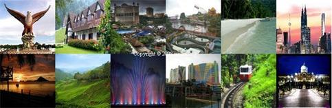 طبيعة ماليزيا