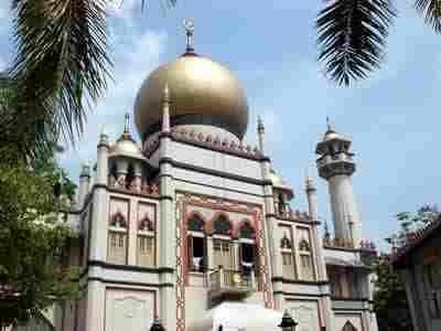 مسجد في تايلاند