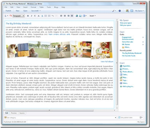 Windows Live overview