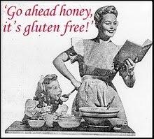go ahead its gluten free