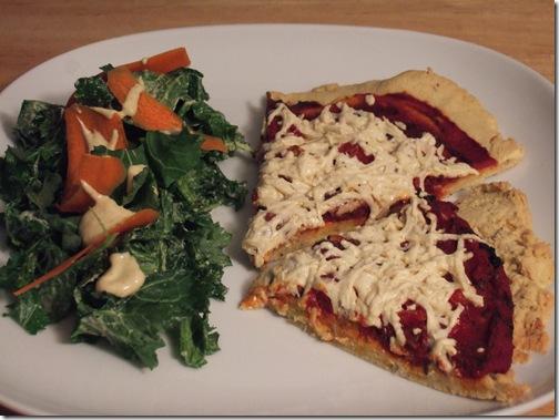 GLG pizza