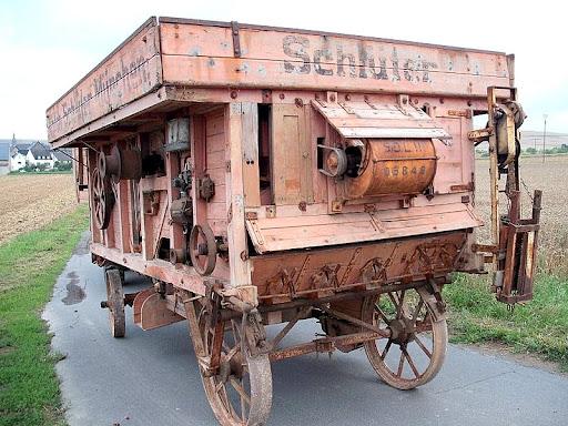 Schlüter Dreschmaschine