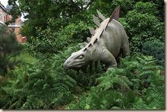 L'entrée bien gardée du Musée d'Histoire naturelle-1