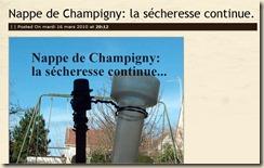 FAL Rando-Chartrettes 2 Nappe de Champigny la sécheresse continue. - Google Chrome