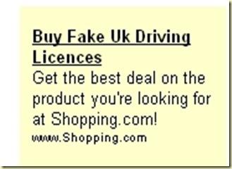 fake uk