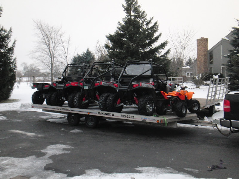 how to get to polaris from chisholm collge