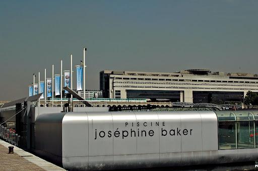 Piscine Joséphine Baker