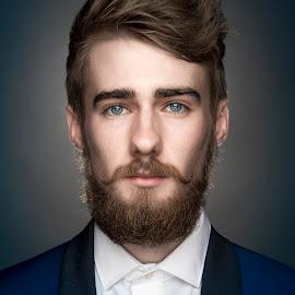Beard by John Siryana - People Portraits of Men