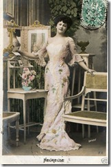 FRENCH GLAMOUR ORIGINAL 1900-1920-5