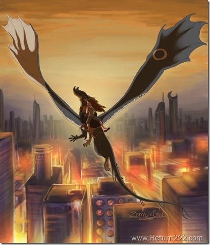City_Flight_by_ZombieGnu