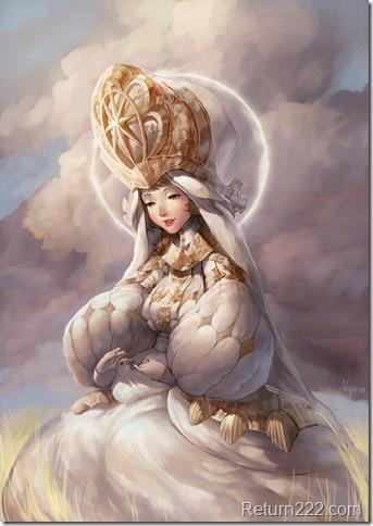 Priestess_by_Noxypia