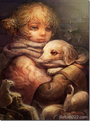 stray__child_by_umedama