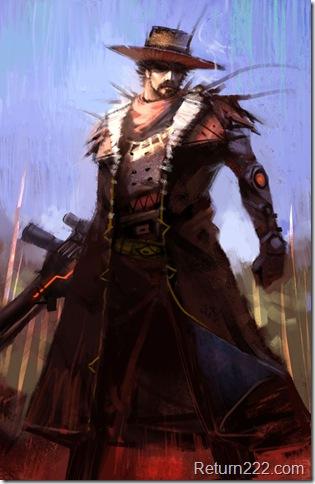 Mystic_Gunslinger_by_Hideyoshi