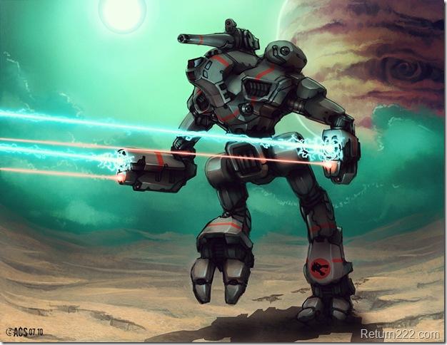 Mech_Warrior___Marauder_by_Shimmering_Sword