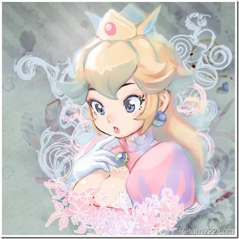 Princess_Peach_by_LuKasVini